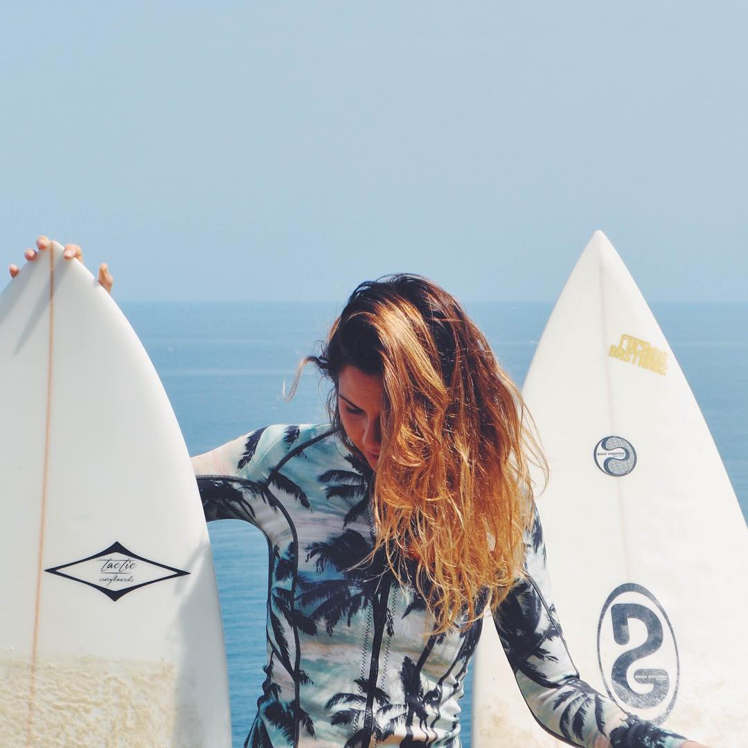 Let's Go Surfing! @carlatorrentsmurcia ✌