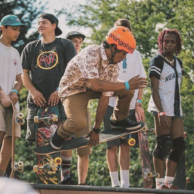#LoadedAmbassador @dandoy_tongco brought his Filipino island style to #CentralMass6 and turned some heads.  Thanks to @emgeemann for such an amazing event!  #LoadedBoards is proud to support such a unique event that brings the whole East Coast...