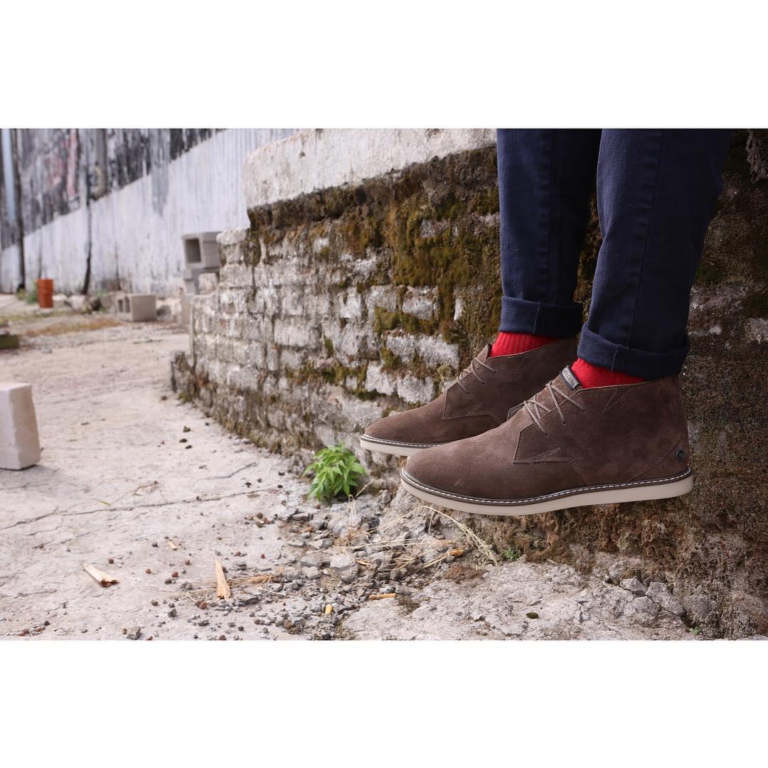 Del Mesa #Vocomfootwear #AW15 #Truetothis