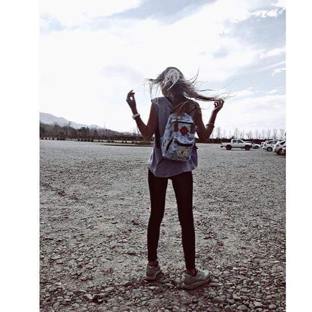 We've got the most stylish fans on instagram @memeanselmi #petiteagles #legiontravel