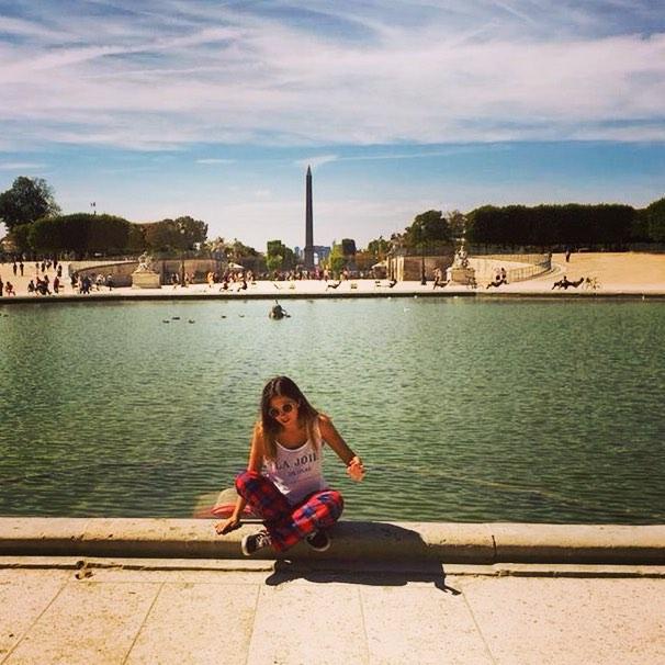 #Paris con @underwavebrand, todavía no tenes tus pants? Encargalos en www.underwavebrand.com, facebook, instagram o en ventas@underwavebrand.com