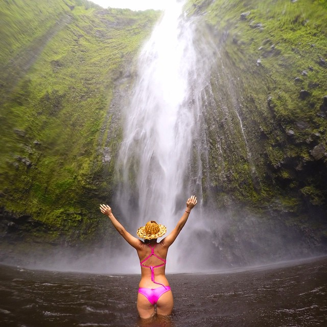 When the surf is flat, there are other ways to enjoy a Hawaiian summer!