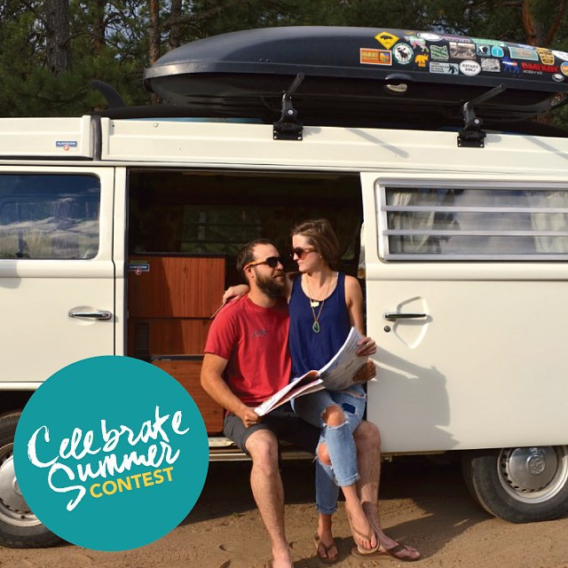 This week's challenge is: ROAD TRIP WITH YOUR BESTIE.  To enter:  1) Follow @soloeyewear and this week's featured Creative Ambassadors @wanderingwesty.  2) Post a pic of you completing the week's challenge and include the hashtags #celebratesummer...