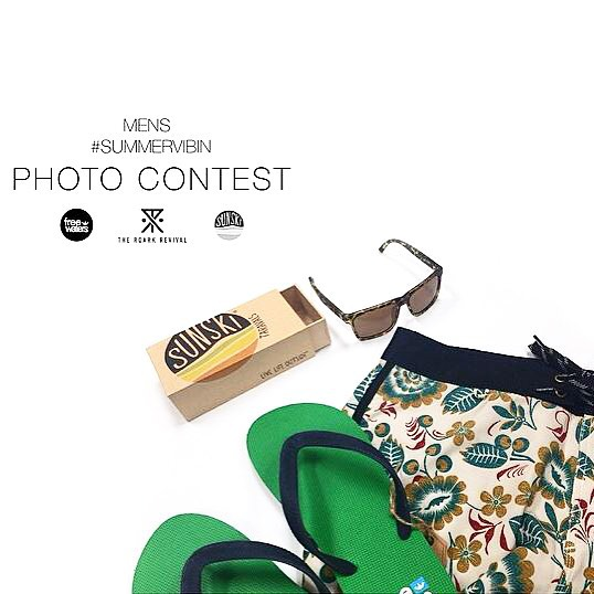 Today is the last day to enter and win! Show us your favorite summer vibin' moment: is it that perfect day at the beach, music festival, campout, backyard bbq or road trip? 1 winner will receive a summer essentials pack of mens Freewaters sandals,...