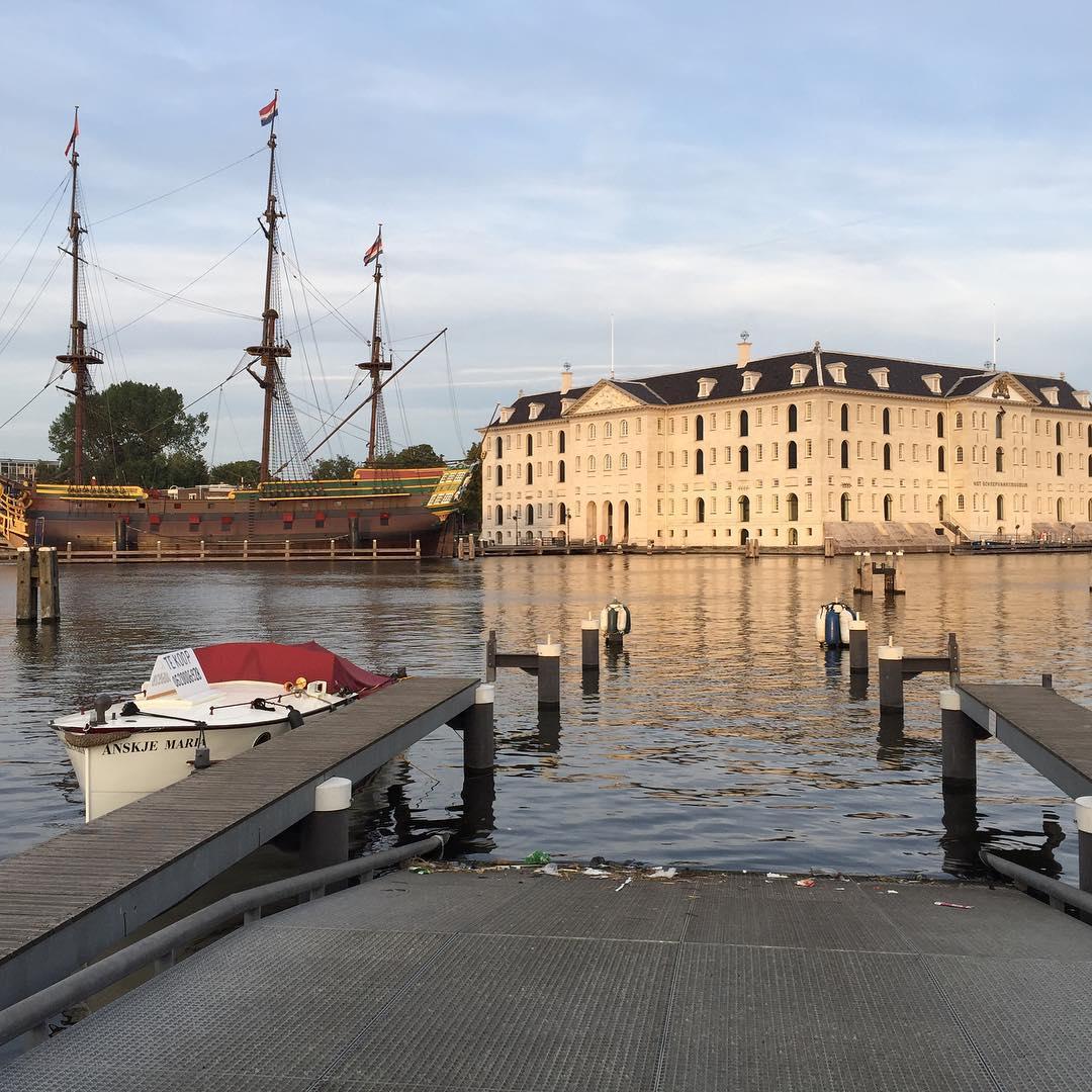 Puerto de #Amsterdam