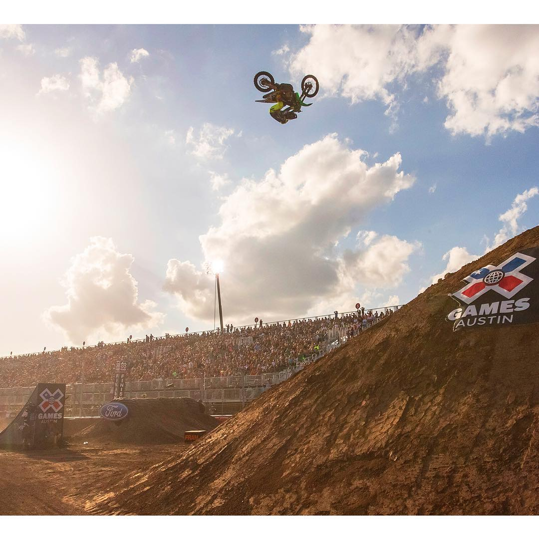 #RealMoto • 90-second videos • Free ride footage • One winner • One fan favorite  All five edits will drop tomorrow on XGames.com!