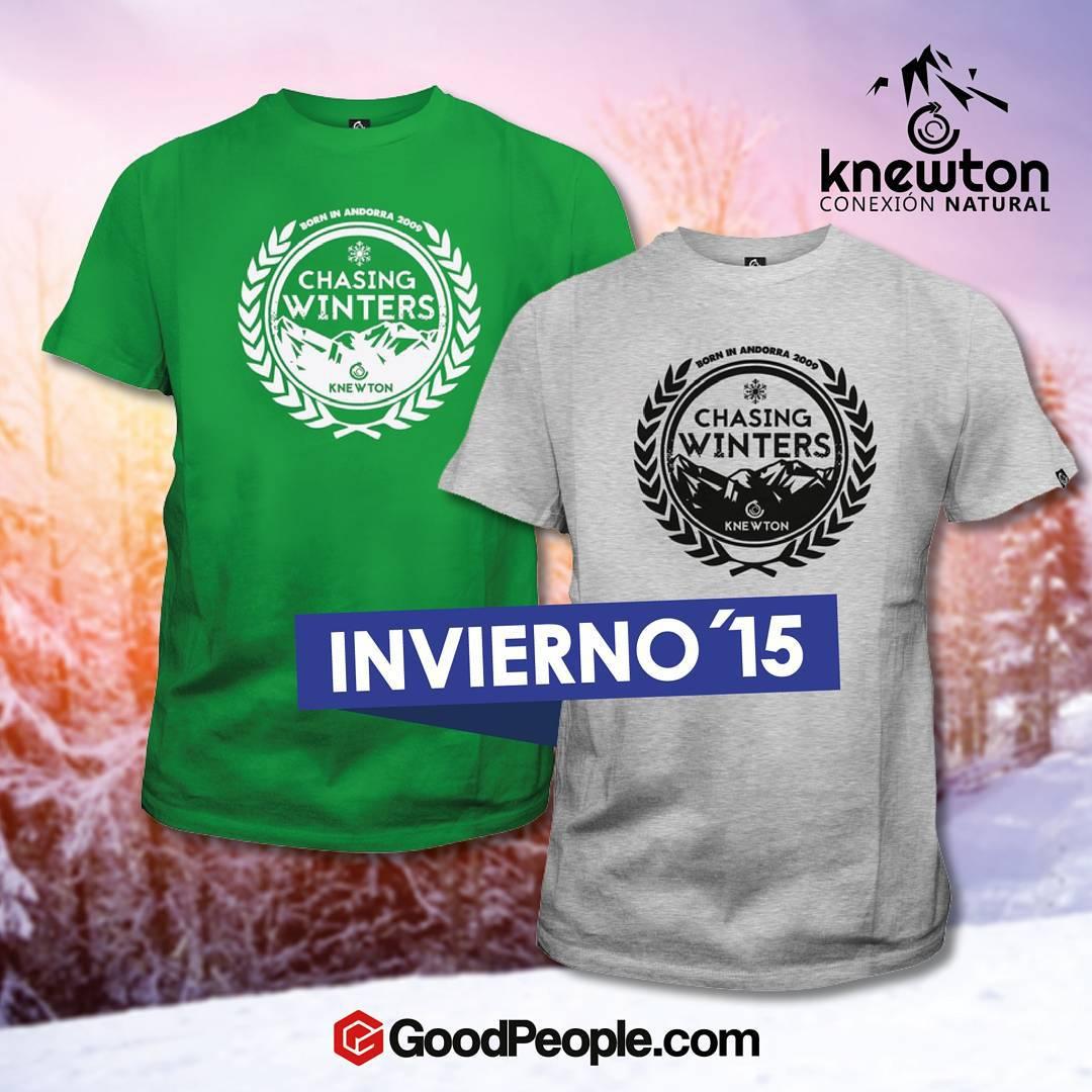 Vamooos que se viene el Día del Niño! Por eso te regalamos un 15%OFF! Entrá acá http://goodpeople.com/ar/shop/knewton/remera-chasing-winters-grisconlogonegro y lleváte TODO! .:Conexión Natural:. #TRIP #FRIENDS #LIFESTYLE #SNOWBOARD #SNOW #SNOWTRIP...
