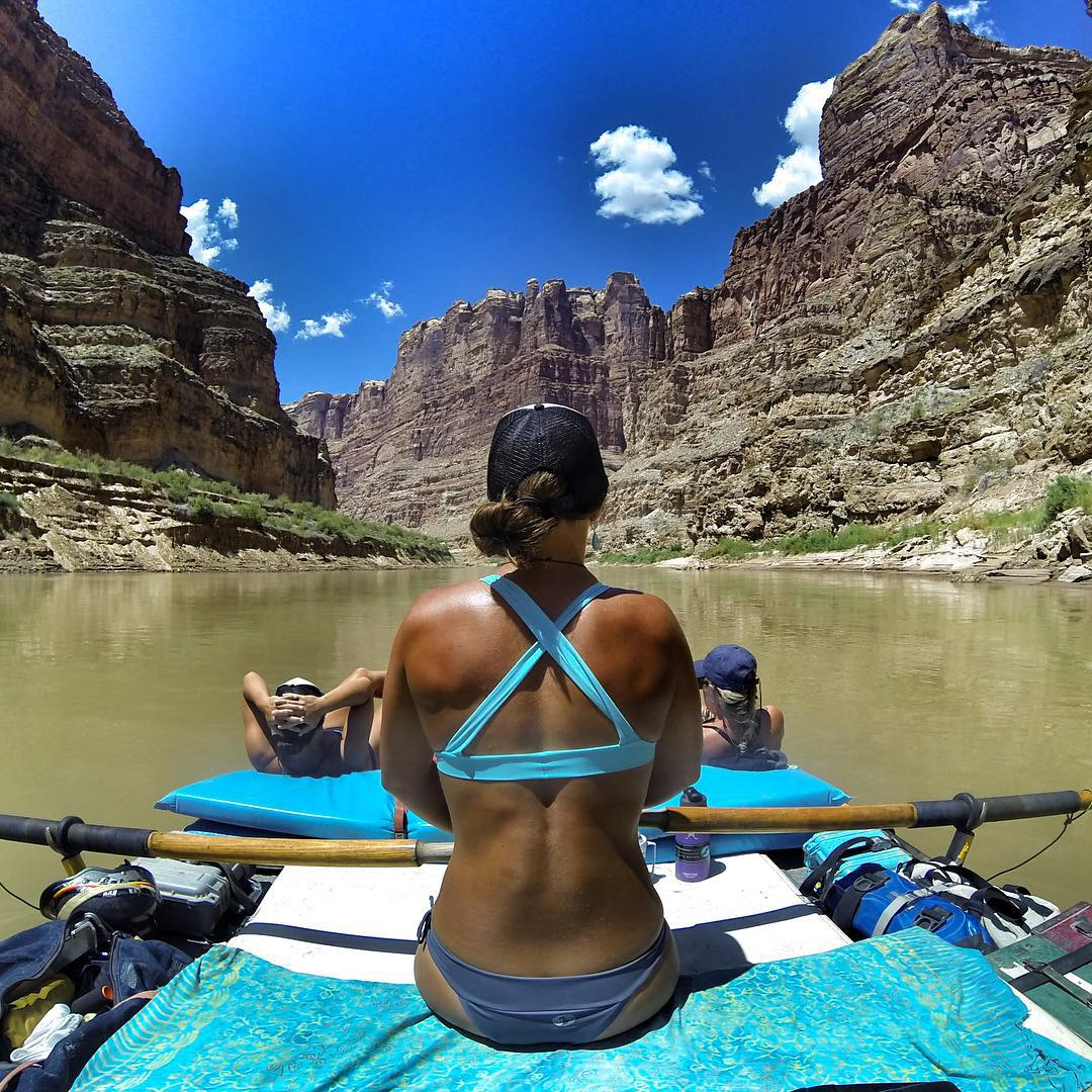 The river is calling, and I must go #neverstopexploring @gopro #rivertrip