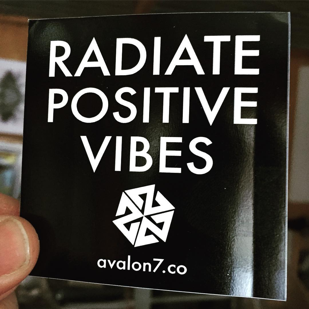 Don't forget. #AVALON7 #futurepositiv #optimistic www.avalon7.co