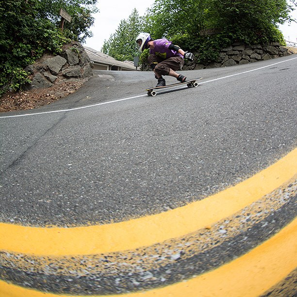 We got a new video in the works featuring team rider @speedscientist and the Keystone. Stay tuned!