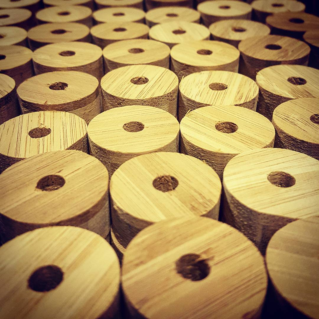 Spacer bros. They hang. We use everything, like... everything.  #nowaste #wastenotwantnot #reduse #reuse #recycle #bamboo #earth