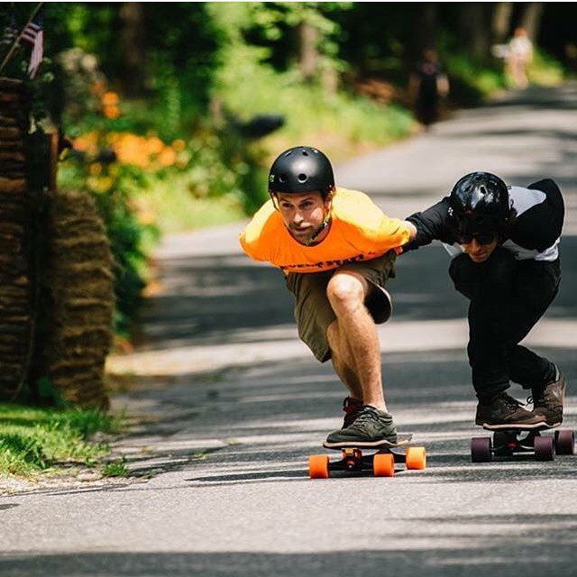 @centralmassskatefestival organizer and #s1helmets northeast salesrep @emgeemann with #s1lifer @ari_shark having fun last weekend at #centralmass6