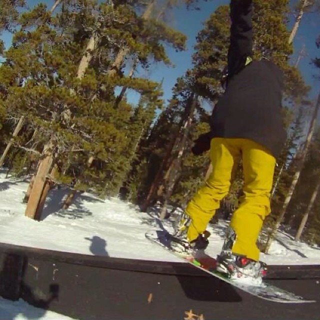 @jaybirdzo livin #thefluxlife at @keystone_resort!