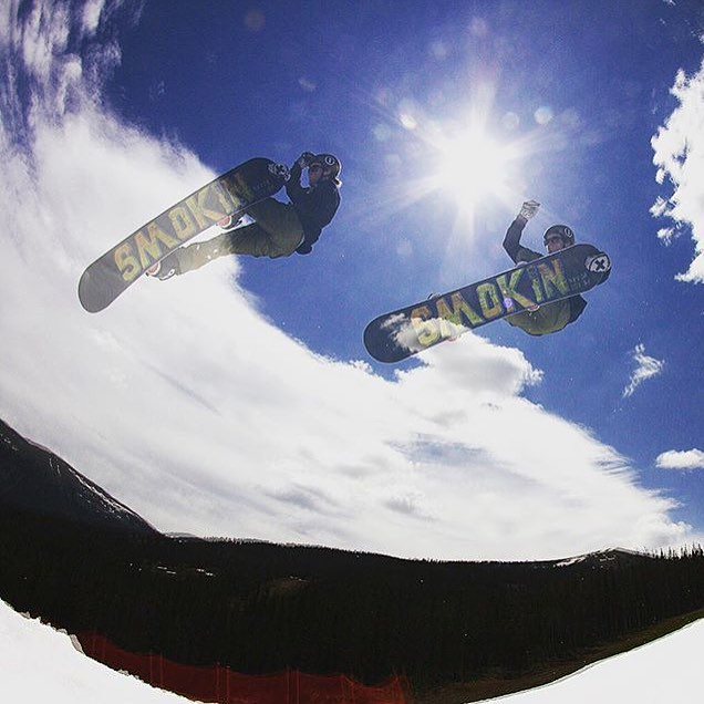 @camocody tail grab @woodwardcopper on his #Hooligan