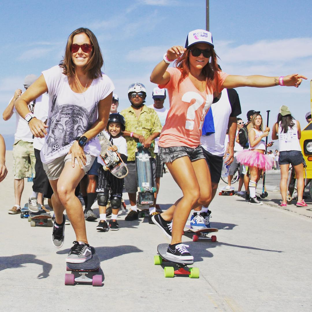 Team B4BC rider @elenahight is coming out for B4BC's 11th annual #SkateTheLake in Lake Tahoe, CA this weekend, and we can't wait! Come join her in the 28 mile skate—or if you can't make it, then help her reach her fundraising goal by donating to her...