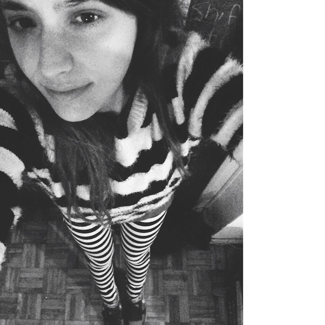 Rayada como el dia ⚫️⚪️⚫️⚪️ #blancoynegro #rayado #stripes