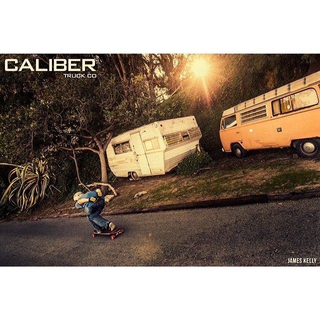 @jameskelly_shm flies down a road less traveled, while @fillbackside celebrates her 41st birthday in the broken down VW. Check out the full-res version on our Facebook page!