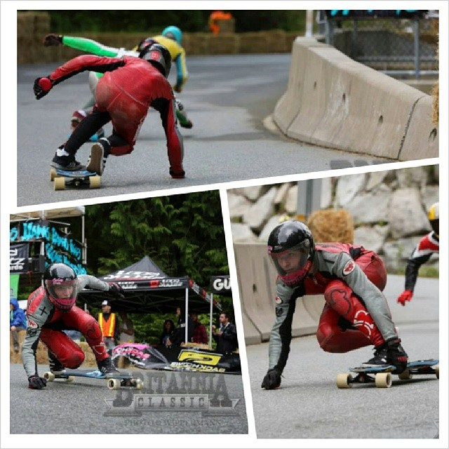 @britanniadh #canada #longboarding #dblongboards #duckpucks  @wipp1 photos.