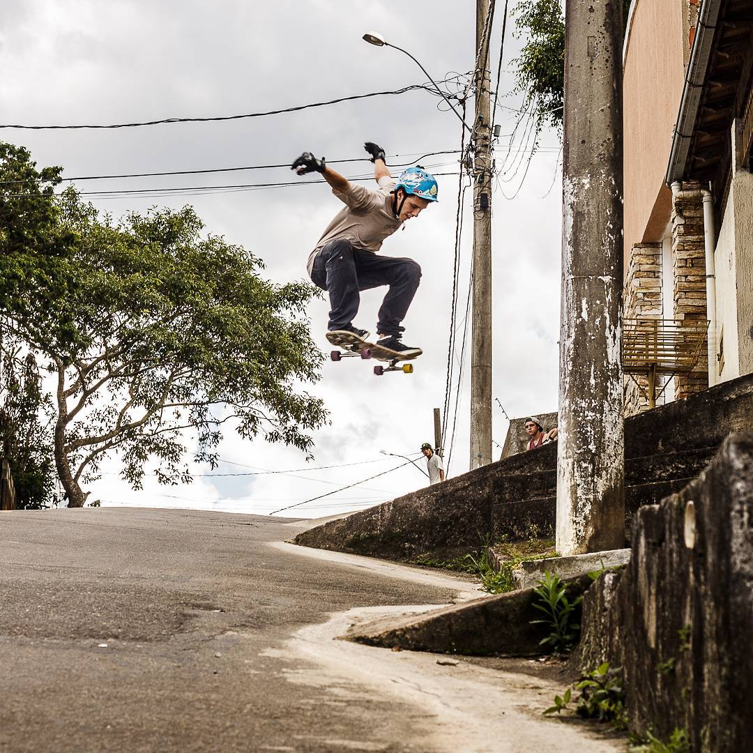 "#LoadedAmbassador @nickcrown96 ollies higher than he can jump, down in his hood of Brazil.  Scientists have always wondered about this phenomenon. With the recent discovery of the Higgs Boson, and the release of the award winning movie ""Interstellar"",..."