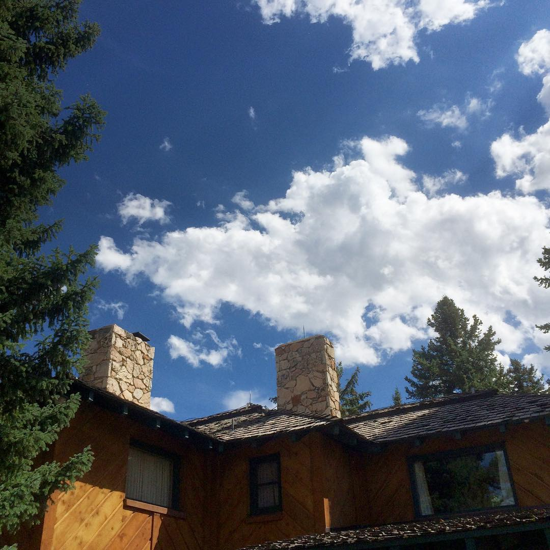 Our team is on the way to a project with The Nature Conservancy and we stopped at Ernest Hemingway's home where he lived his last days in Sun Valley, ID  The bottom right window was a frequent view of his while waking up early to write words that would...
