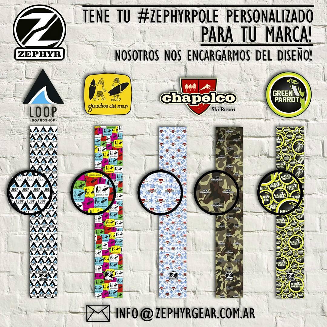 Consulta por modelos personalizados para tu marca! Envianos a info@zephyrgear.com.ar !!