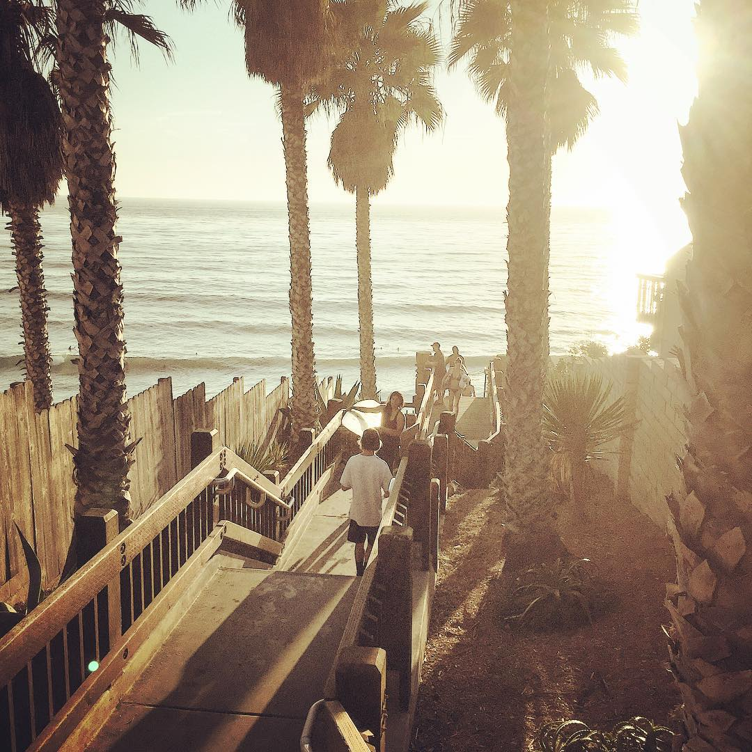 #california #beachlife #encinitas