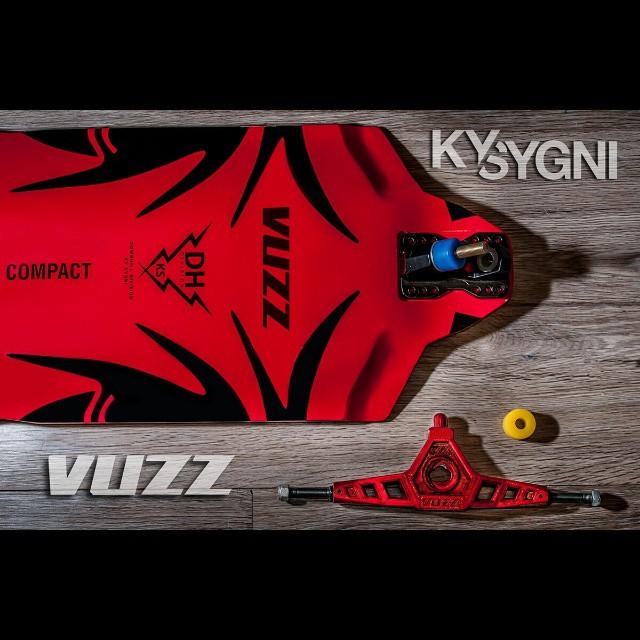 #vuzz #vuzztrucks #uzico #uzicoprecision #riptide #riotidebushings #kysyni #kysygniteam #dospadresstore #dospadres