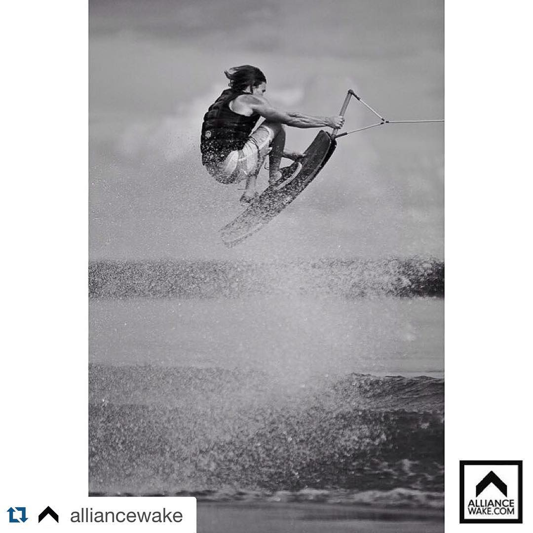 #Repost @alliancewake ・・・ It's been almost 15 years since @drayhampson burst onto the wakeskate scene. In that time he's continually pushed boundaries and blown minds, all with a smile on his face and that signature chuckle. Tune into ABC on Saturday...