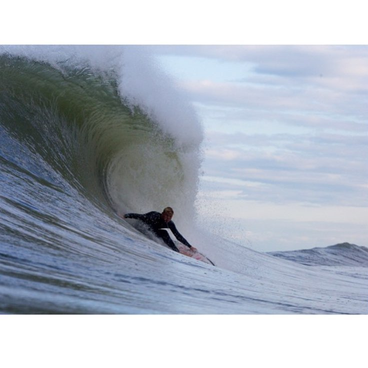 "@mister_tickle_hands sliding into a New Jersey drainer. His shaper, @mayhemb3_mattbiolos will be sliding into the same state today for the ...Lost ""Shapers Night"" tour. He'll be at 5 Northeast locations taking custom orders one-on-one. Design your next..."