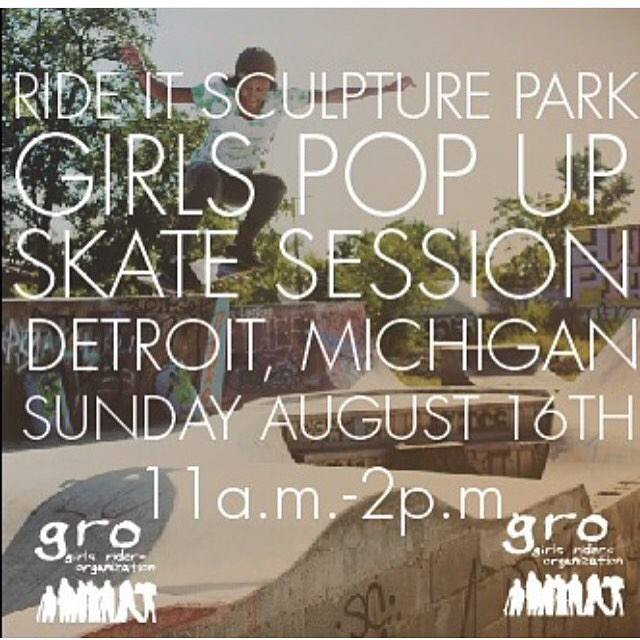 Come shred with the ladies of Michigan this Sunday