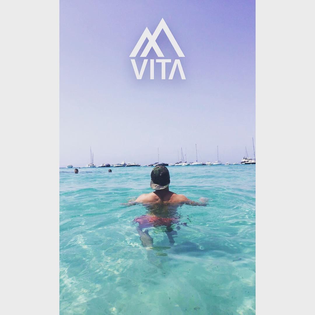 Con #VITA desde #Ibiza
