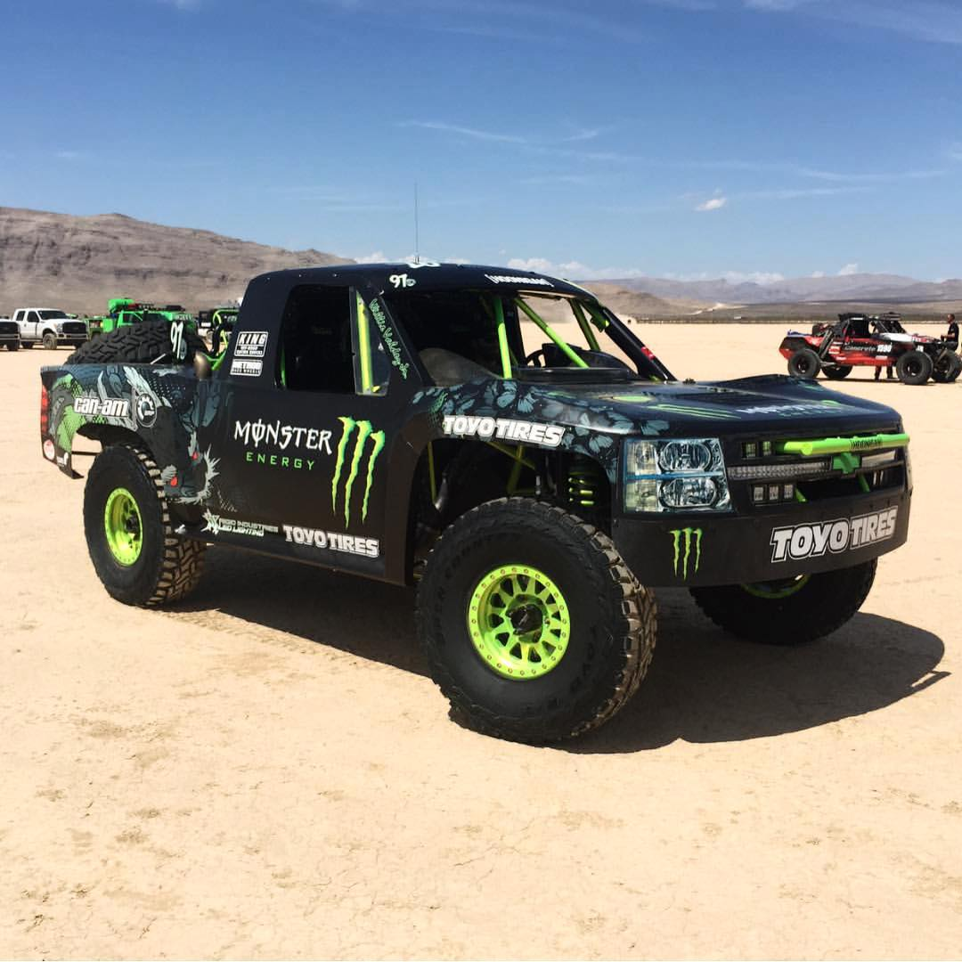 Our dude @bjbaldwin is also ready to cause trouble as he's racing from Vegas to Reno today in this meaty #hoonmachine!  #supporthooniganism