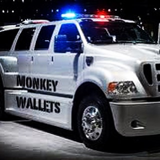 #truck#monkeywallets