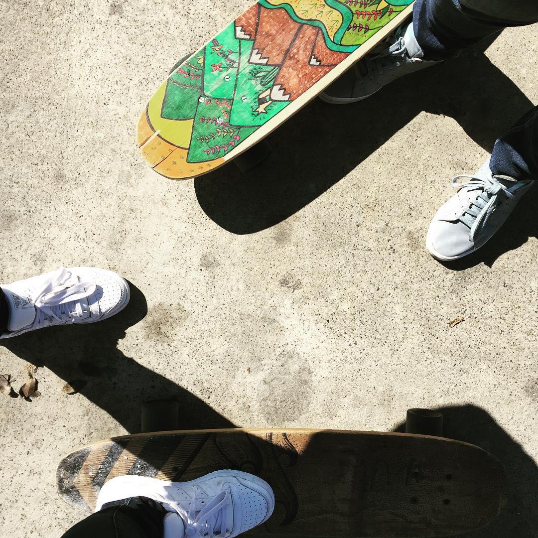 Warm up! #deslizate #skate ---> hoy a las 15hs en el parque costero vicente lopez (entrada melo) los esperamos para deslizarnos!