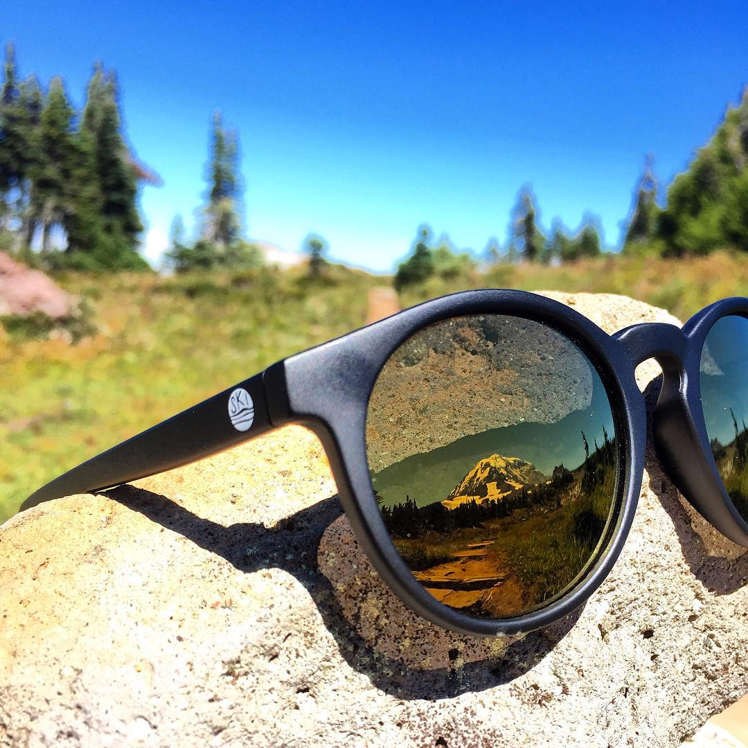 Reflections of weekend adventuring from @dehaasnina.