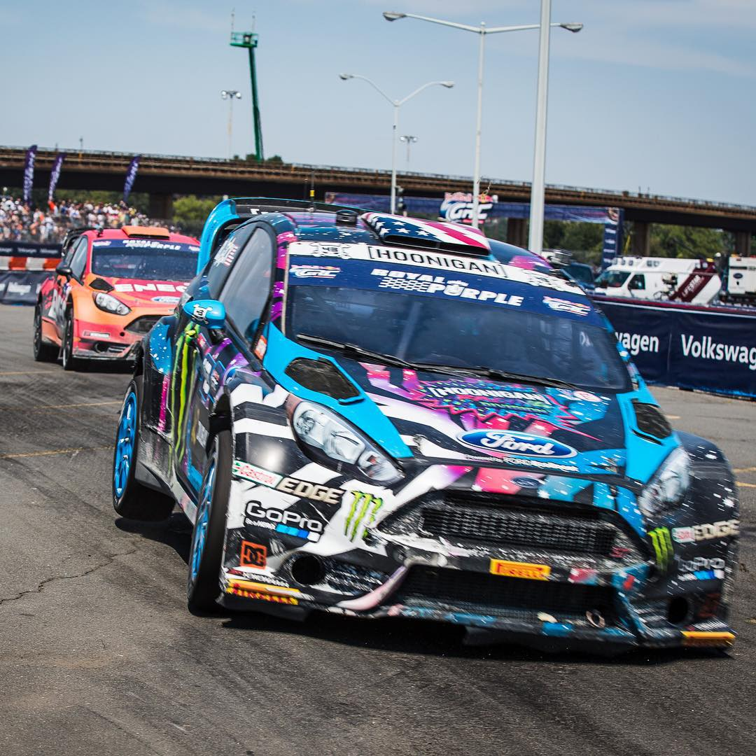 GRC DC is in motion and HHIC @kblock43 just took second place in the semi-final. Tune into NBC Sports to watch the final at 12:25! #supporthooniganism #pray4gold