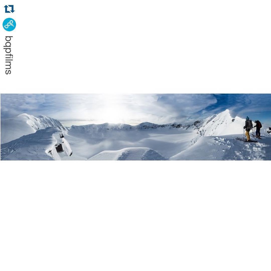 Cráter Volcán Puyehue, antes de ayer con @martinbisi @ripcurlargentina @slashsnow #embajadordelosandes