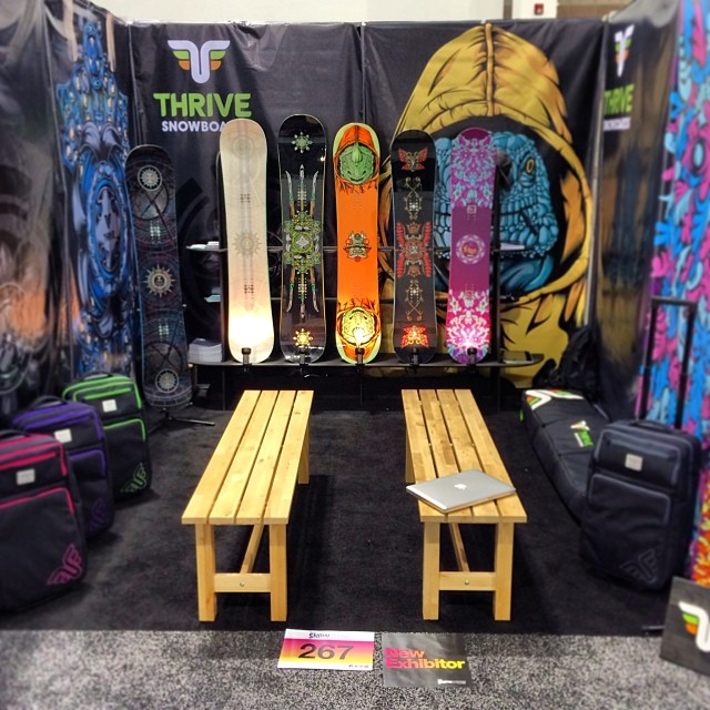 Ready to go. SIA Booth 267. Everyone that can come swing by!