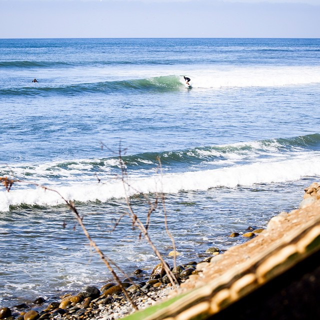 ~ Nomadic Baja ~  For those of you who know me, this is pretty much what I live for. Empty inside point break coves that bowl up and are groomed to perfection. Nothing big or crazy, just pure fun. Hoots and hollers abound. This was our last surf of the...