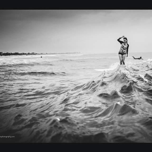 #AkelaSurf #Ambassador  Amanda  Giberson @_longboardlove  Photo Dan Florez  @dan.florez #fashion  #SurfSwimwear  #activegirl