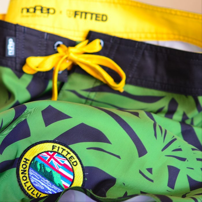 noRep x FITTED Alaka'i Boardshorts  Get em now! www.noRep.co/fitted  cc: @fitted @fittedhawaiihunters