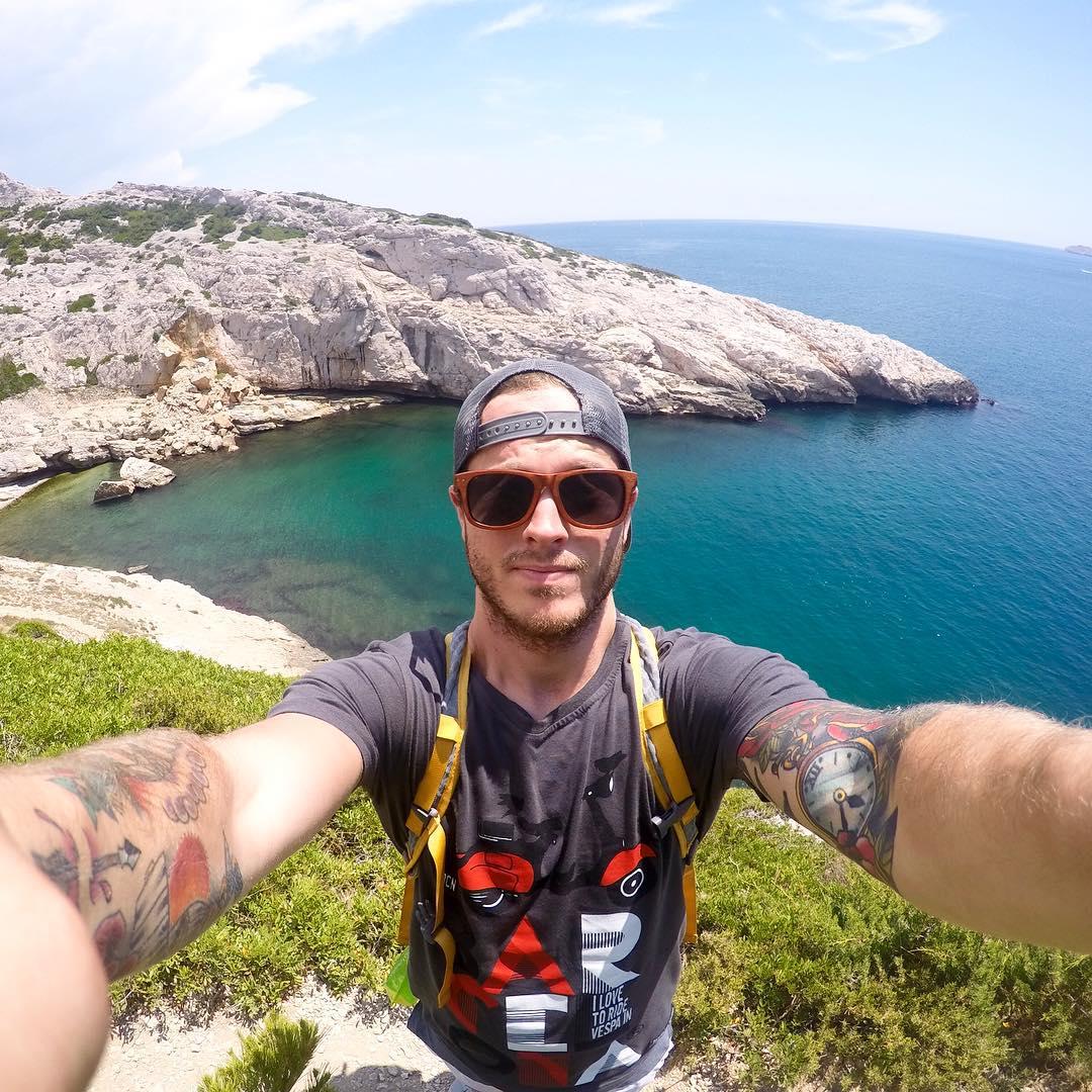 Explorin' is a habit Photo from Jeff Nicol #NatureOfProof