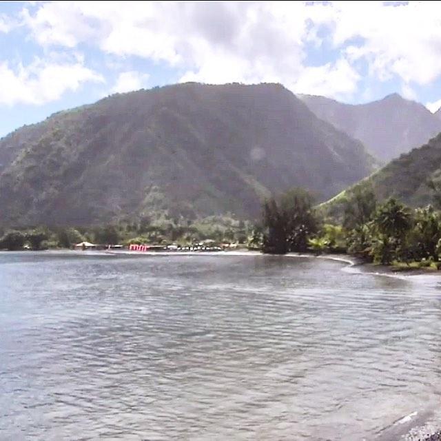 It's on! Check out the Billabong Pro Tahiti! #billabongpro #surfing #tahiti #chopes #wsl #uluLAGOON #billabongprotahiti