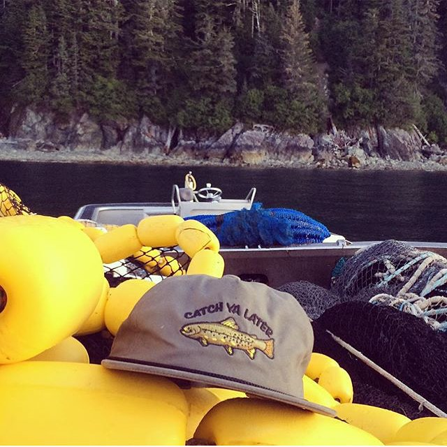 This photo via @generallynautical has some awesome (and authentic) product placement. We love seeing our caps in the wild! #coalheadwear