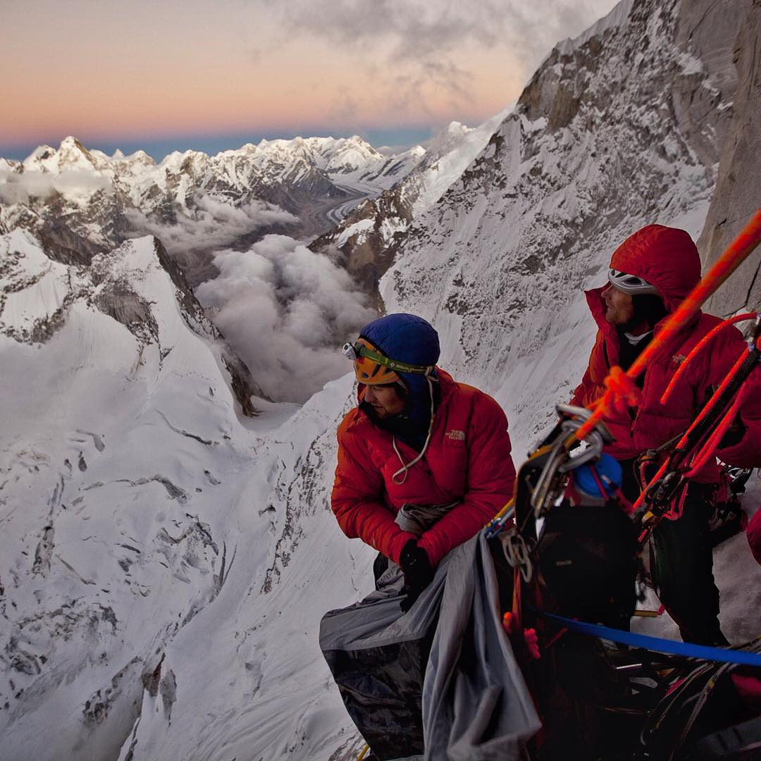 Nothing ventured, nothing gained. ||| Props to the @merufilm team on a stellar opening weekend!