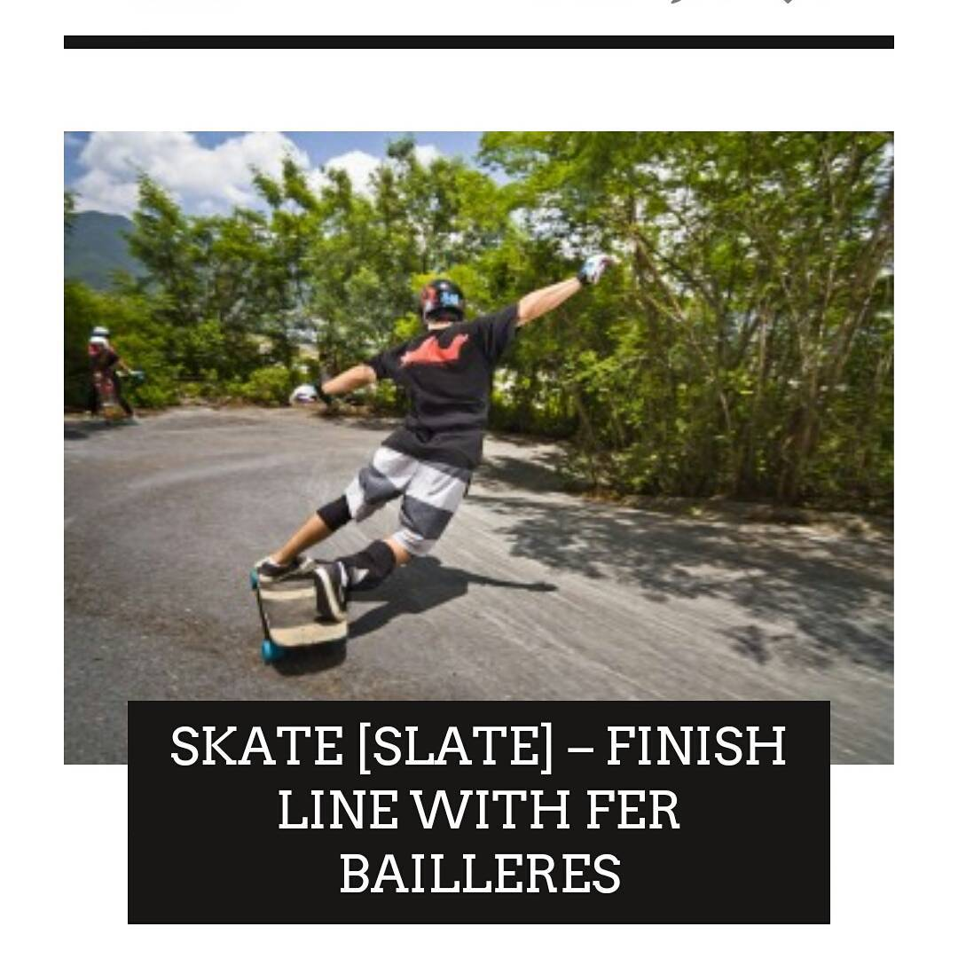 Go check out the many pages in this month's issue of @skateslate featuring @ferbailleres on his #raynedarkside talking about his local scene and shredding hard.