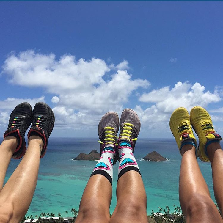 Crossfit in Hawaii. What could be better? Check out ambassador, @ben_isabella's feed as he travels through his Hawaiian crossfit tour and replaces the lace! #ReplaceTheLace