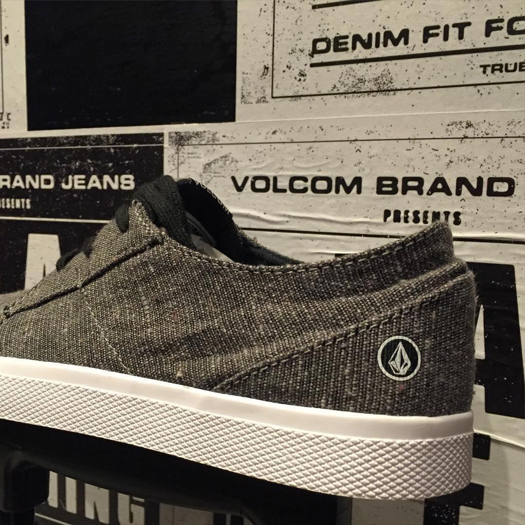 Nuevo #SS16 #Volcomfootwear Lo Fi Old Black #Verano #VolcomStores