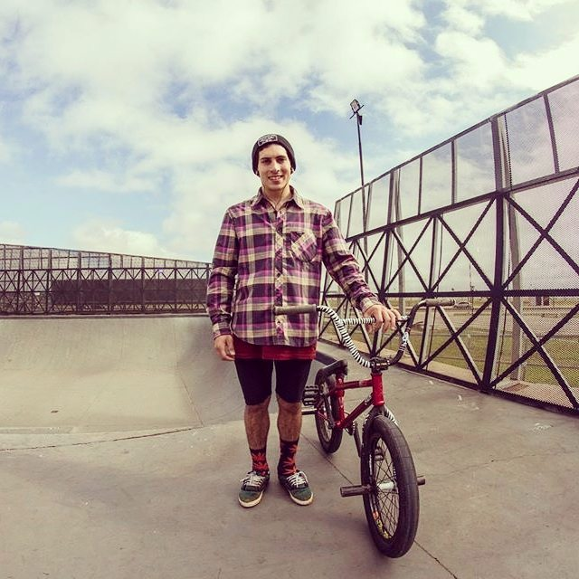 It's time to ride! #BMX.