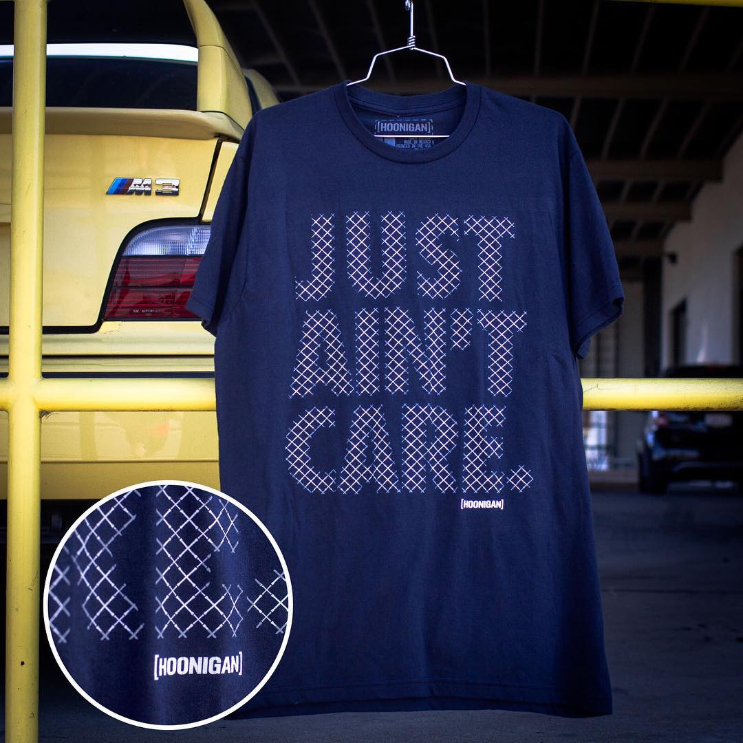 Find the latest #JustAintCare tee amongst the rest of our Fall Collection on #HooniganDOTcom.  Click the link in our bio for easy access! #SupportHooniganism